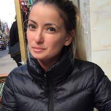 Perfil do utilizador de Marlene Dominique