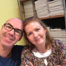 Fiona & Mark Brugerprofil