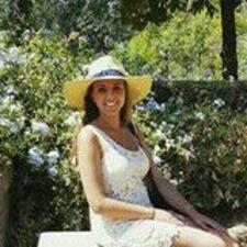 Syrine felhasználói profilja