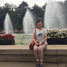Sihong felhasználói profilja
