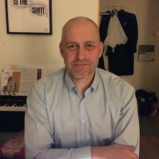 Henkilön Henrik käyttäjäprofiili