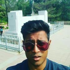 Maanoj User Profile