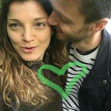 Profilo utente di Alessia & Michaël