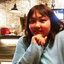 Användarprofil för Sophie Jeongeun