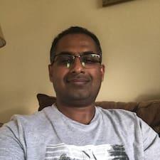 Krishna - Uživatelský profil