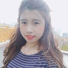梓晴 felhasználói profilja