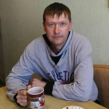 Илья felhasználói profilja