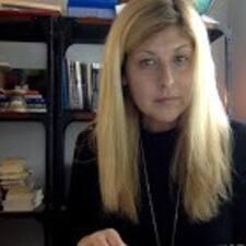 Henkilön Lisa käyttäjäprofiili