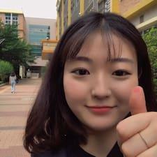 Profil utilisateur de 나현