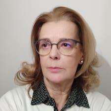 Maria José的用戶個人資料