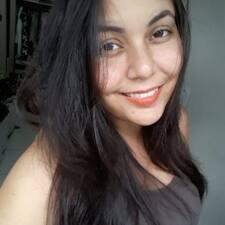 Maiara felhasználói profilja