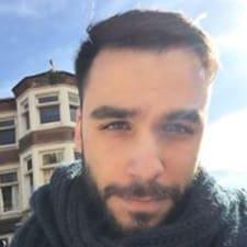 Alexandros felhasználói profilja
