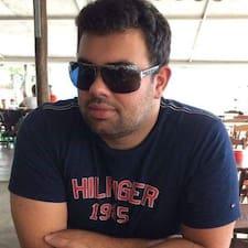 Profilo utente di Cláudio