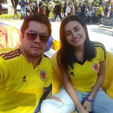Profil utilisateur de Camila Y Edwin