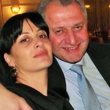 โพรไฟล์ผู้ใช้ Irakli