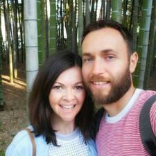 Henkilön Rebecca And Igor käyttäjäprofiili