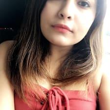 Gauri felhasználói profilja
