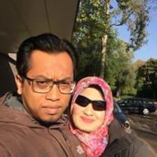 Wan Hasbullah Brugerprofil