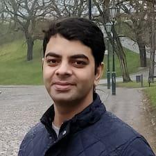 Profil utilisateur de Hemant Kumar