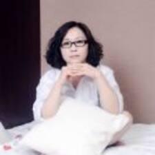 Потребителски профил на 蓝蓝