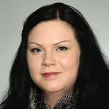 Henkilön Heidi-Johanna käyttäjäprofiili