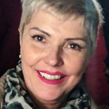 Henkilön Carla käyttäjäprofiili