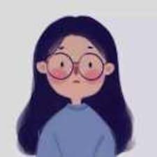 Harriet felhasználói profilja