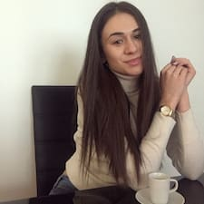 Cveti (Co-Host Boryana) User Profile