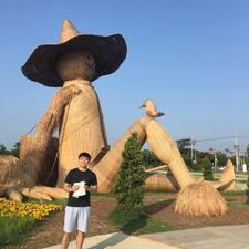 Profil utilisateur de Wei-Jih