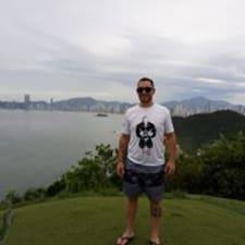 Профіль користувача Cristiano Rafael