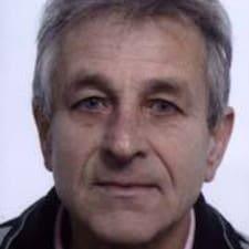 Helmut felhasználói profilja