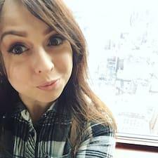 Profil utilisateur de Rozi