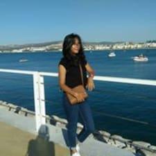 Bouthaina User Profile
