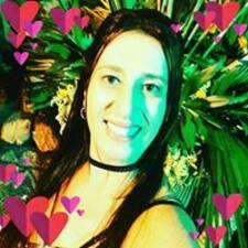 Henkilön Kátia Cristina käyttäjäprofiili