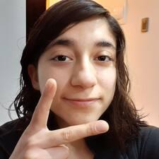 Catherina felhasználói profilja