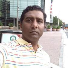 Perfil do utilizador de AshwinKumar