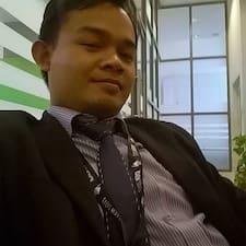 Khairul Fahmi felhasználói profilja