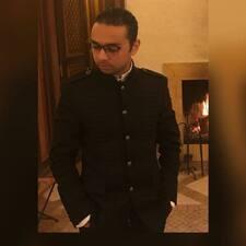 Mohsine felhasználói profilja