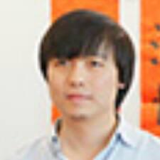 Henkilön Xi käyttäjäprofiili