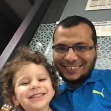 Användarprofil för Abdelwahab