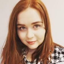 Profil utilisateur de Justė