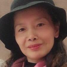 雯斐 felhasználói profilja