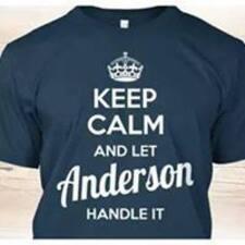 โพรไฟล์ผู้ใช้ Anderson