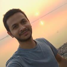 Perfil do usuário de Srinivas