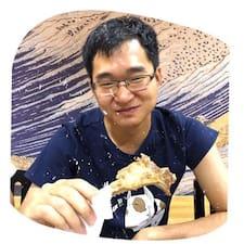 Gebruikersprofiel Yunjie