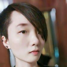 Kaido felhasználói profilja