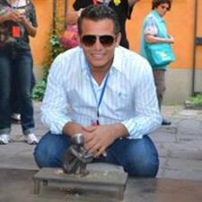 José Carlos felhasználói profilja