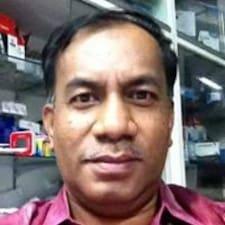 Henkilön Mohd Rosdi käyttäjäprofiili