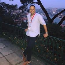 Profil utilisateur de Luís