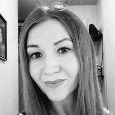 Profil utilisateur de Александрова